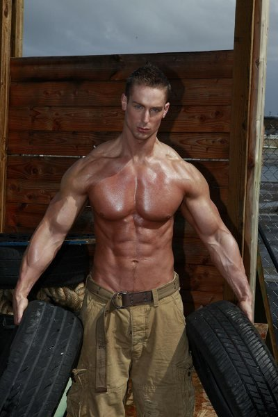 Trevor Adams Model http://www.ratemyarms.com/interviews/fitness-model-trevor-adams-speaks-with-ratemyarms-com/