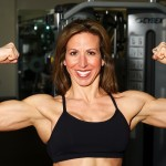 Figure Competitor Linda Stephens Talks With RateMyArms.com