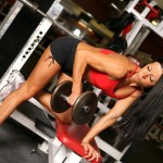 Fitness Model Competitor Angelique Kronebusch Talks With RateMyArms.com