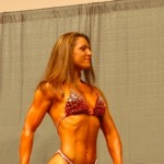 NPC Fitness Competitor Chrissy Mouser Talks With RateMyArms.com