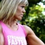 Figure Competitor Leslie J. Biernat Talks With RateMyArms.com
